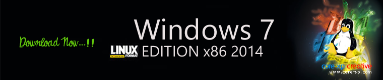 Windows 7 Linux Edition x86 2014