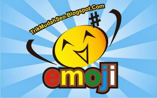 2500 emoticon jepang (emoji) buat status facebook atau blackberry