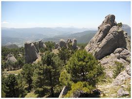 Sierra de Alcaraz. Los Picarazos