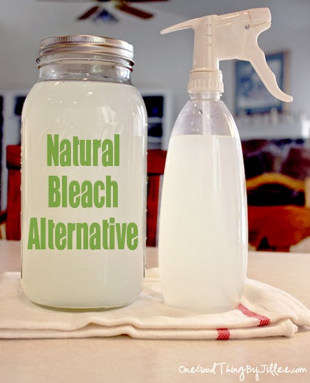 HomeMade Natural Bleach Alternative