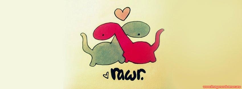 Rawr - Portadas para Facebook de Amor ♥ - Imágenes Bonitas de ...
