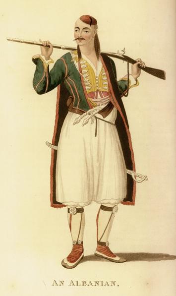 An Albanian