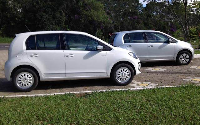 Volkswagen up! I-motion automatizado - teste de longa duração
