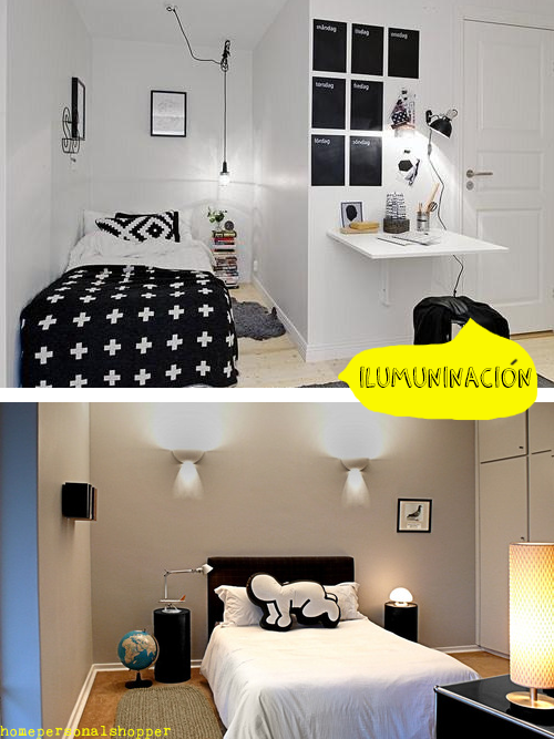 5 trucos para decorar espacios peque os decoraci n for Decorar departamentos pequenos poco dinero