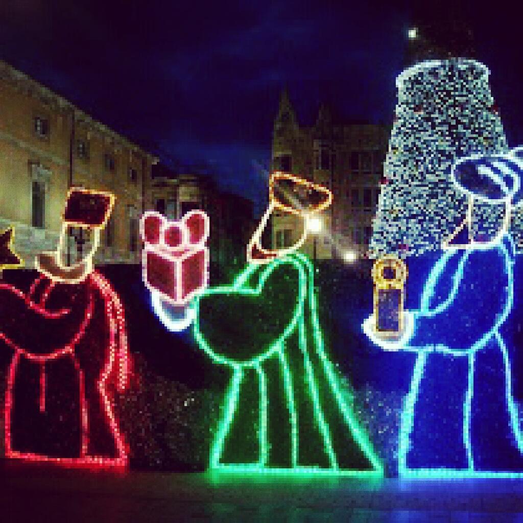 Reyes Magos Gijón