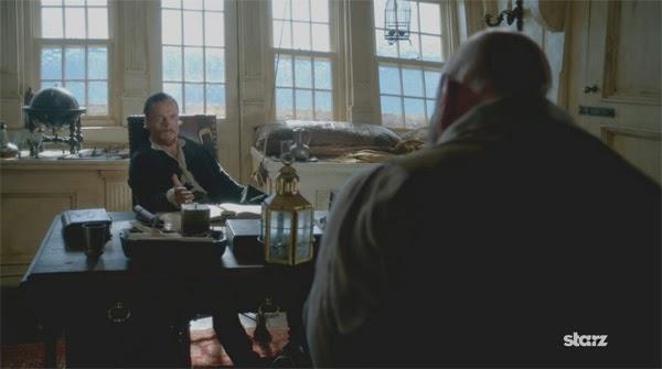"Crítica ""Black Sails 1x01"""