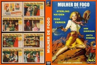 MULHER DE FOGO