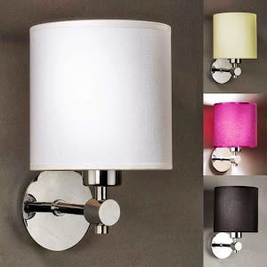 wandleuchten aus glas und kristall wandleuchte aus glas. Black Bedroom Furniture Sets. Home Design Ideas