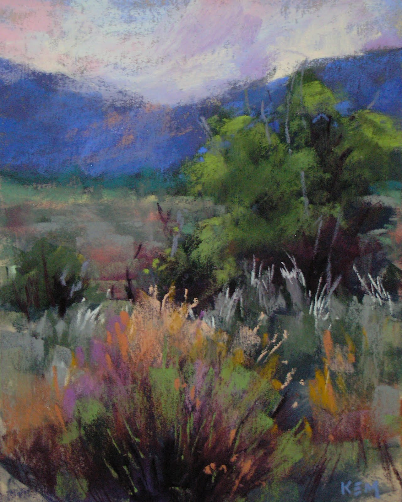 Painting: Painting My World: Here's A Quick Way To Plan Your Next