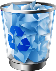 Vaisakh: HOW TO DELETE FILES WITHOUT SENDING IT INTO THE RECYCLE BIN?