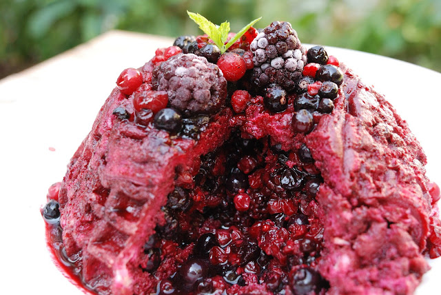 recipe best summer pudding ever