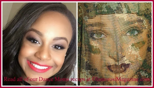 Nia Frazier and Kendall Vertes, stars of Dance Moms on Lifetime