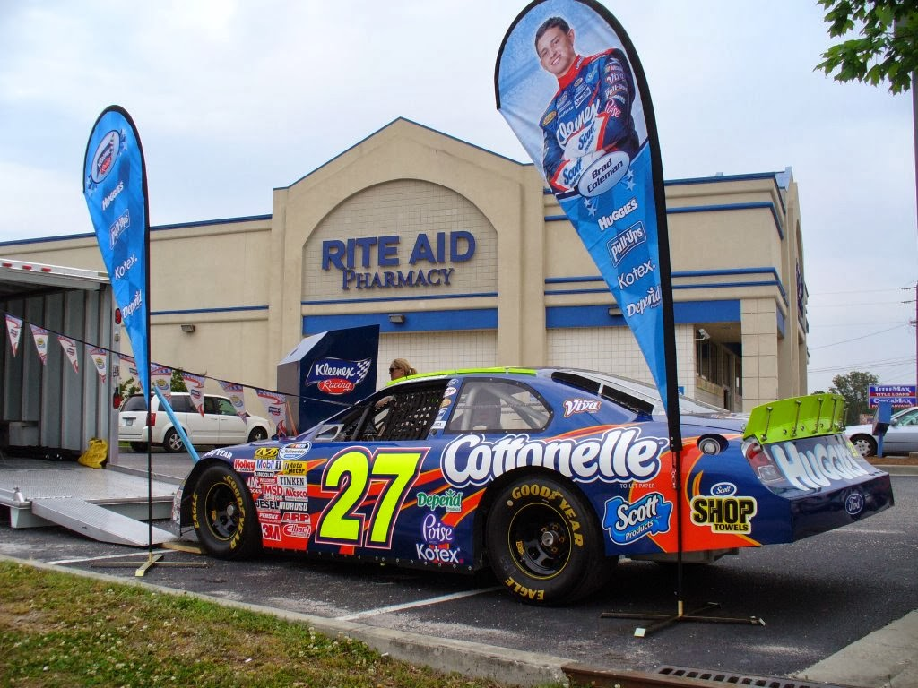 Why Nascar Show Cars Are Still Cool Brewco Marketing Group