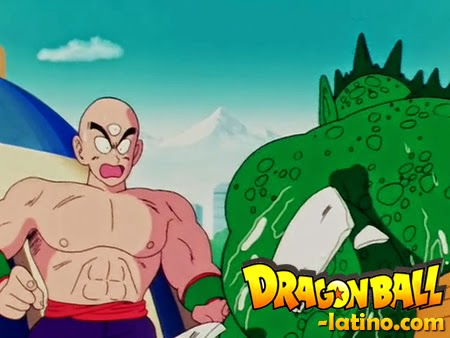 Dragon Ball capitulo 118