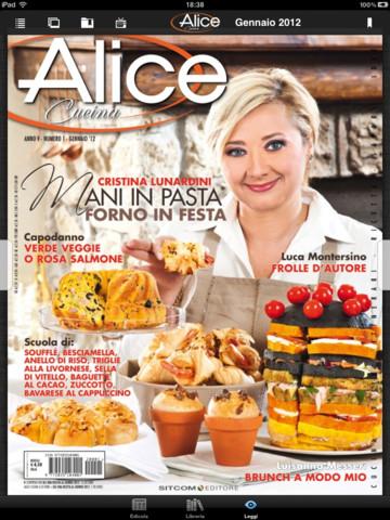 alice pdf cucina 2013