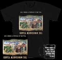 The Monsanto Years T-Shirt und Kaffeebecher Bundle