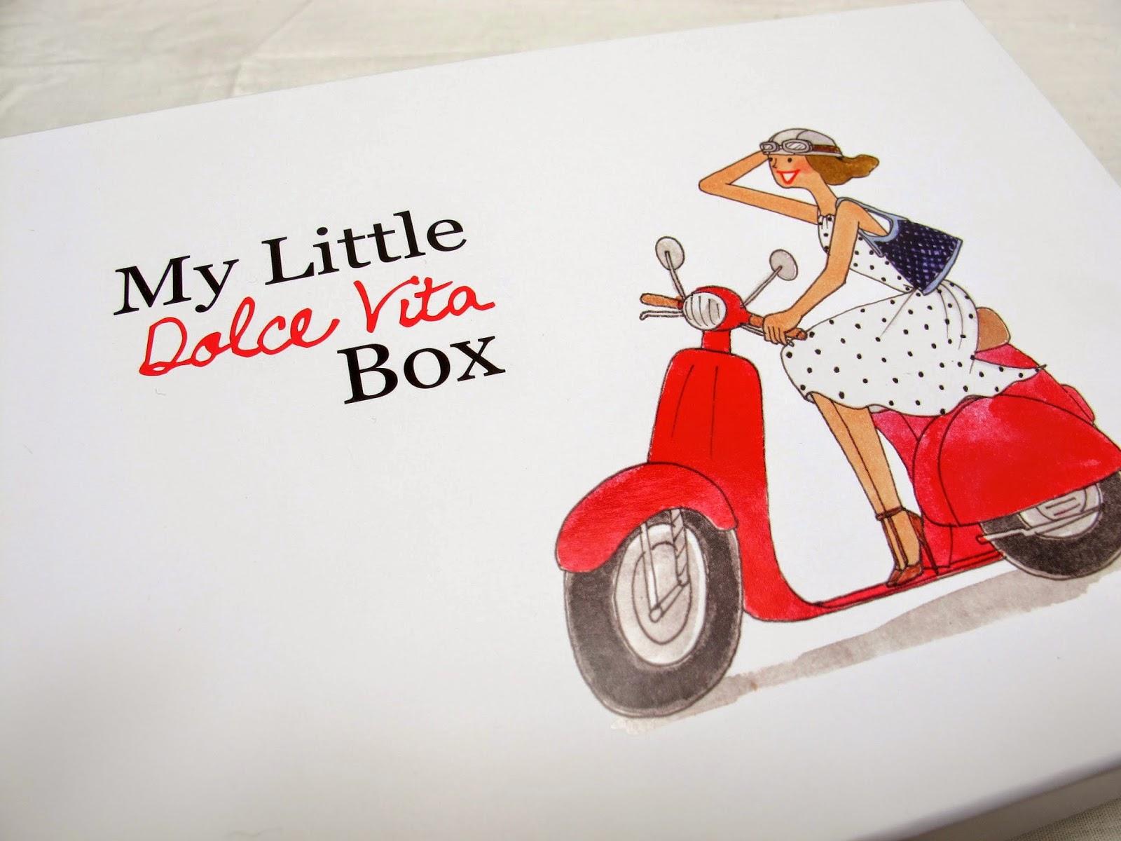 l 39 atelier d 39 enabis my little dolce vita box. Black Bedroom Furniture Sets. Home Design Ideas