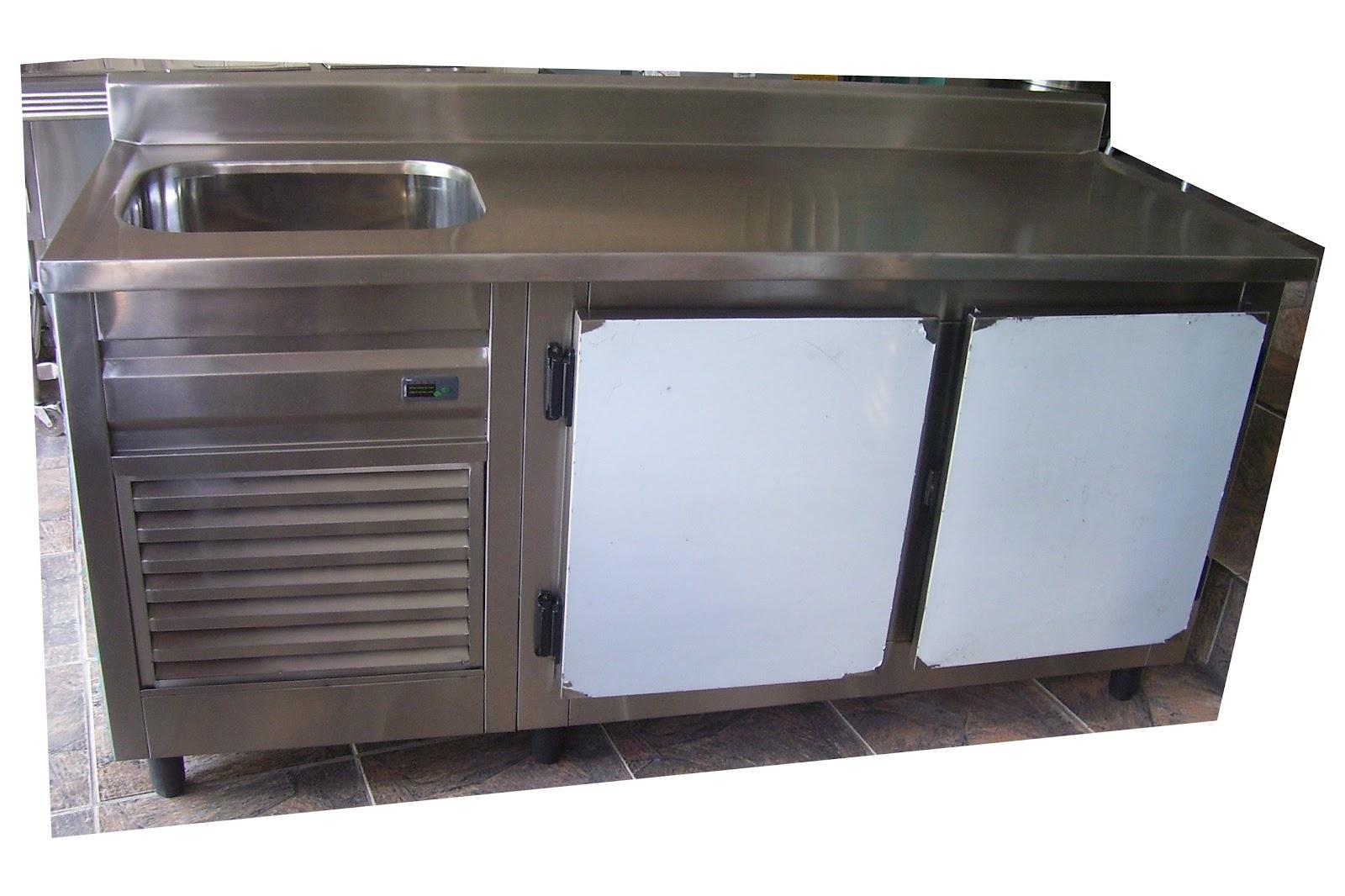 Projeta Inox Cozinhas Equipamentos Para Cozinha Industrial