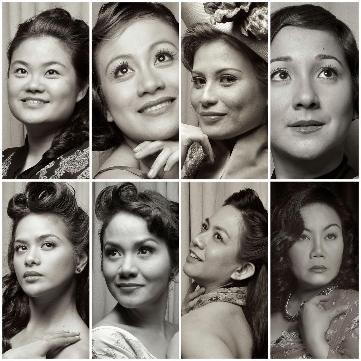 Photo Flash: Meet the Cast that Complete KATY!