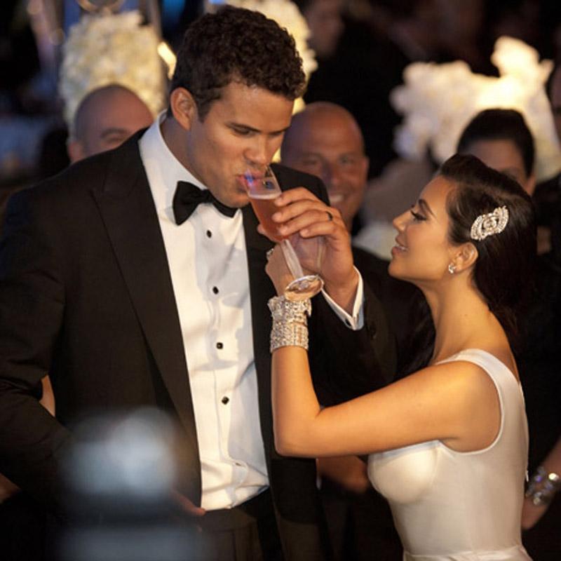 Kim And Kris Wedding: PTU (Pardon The Unemployment): Marrying Kim Kardashian