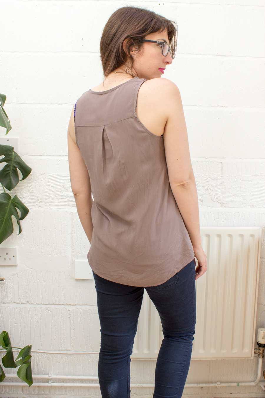 Ella tank Liola Patterns Indiesew