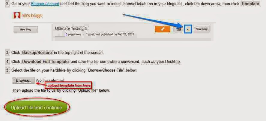 How to Add CommentLuv Plugin In Blogger Blogs