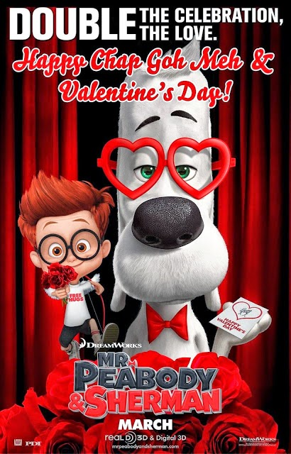 Mr. Peabody & Sherman (2014) ผจญภัยท่องเวลากับนายพีบอดี้และเชอร์แมน [HD][พากย์ไทย]