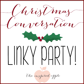 Christmas Conversation Linky Fun