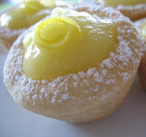Lemon Cookie Tarts - Cook'n is Fun - Food Recipes, Dessert, & Dinner ...