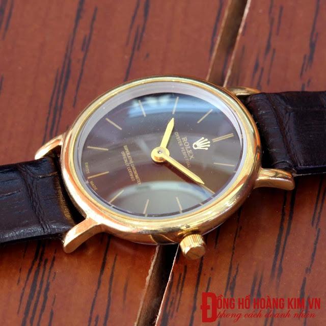 Đồng hồ nam rolex 2 kim R86