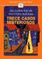 13 CASOS MISTERIOSOS--JACQUELINE BALCELLS