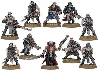 Warhammer 40k Dark Vengeance box set - Sect Tetchvar