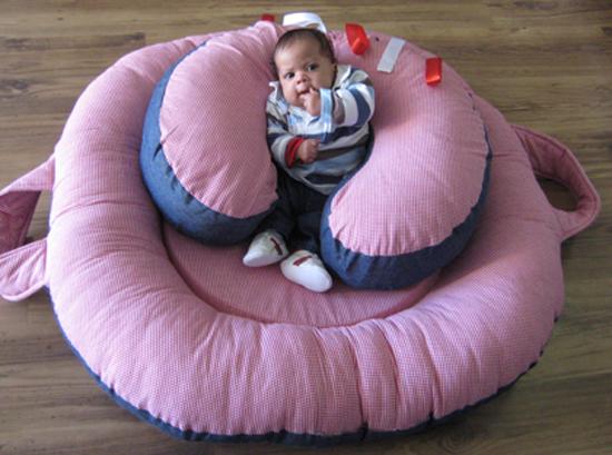 Almohadas para el Embarazo y lactancia : Bebes y embarazo