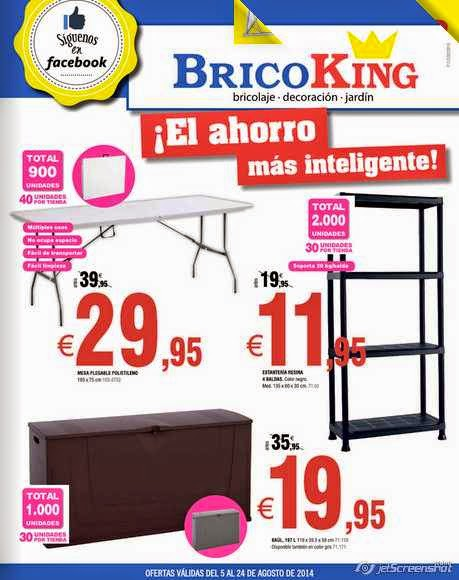 bricoking ahorro inteligente agosto 2014