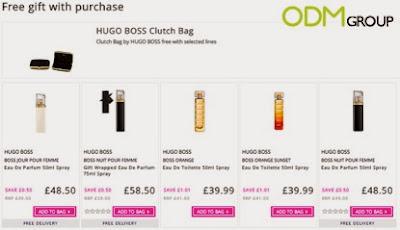 Hugo Boss Clutch Bag
