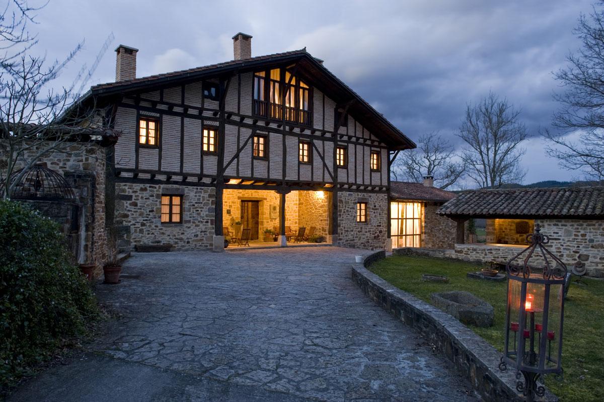 Debate las casas estilo vasco son superiores a las del resto de espa a - Casas pais vasco ...
