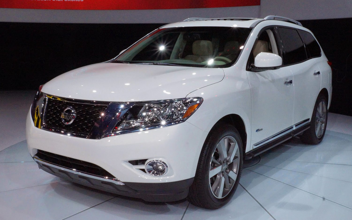 2015 Nissan Pathfinder Release Date and Price