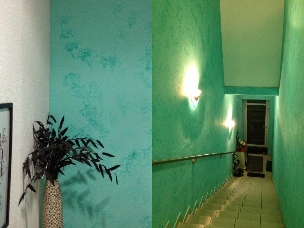 Wandfarben ideen vorzimmer