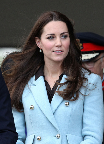 Duchess of Cambridge and Prince William, Duke of Cambridge visit Pembroke Refinery