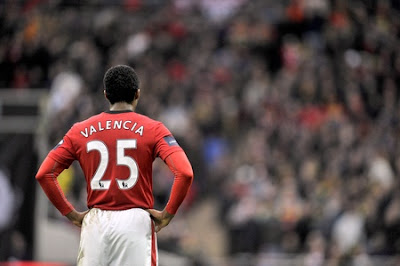 Antonio Valencia wallpapers-Club-Country