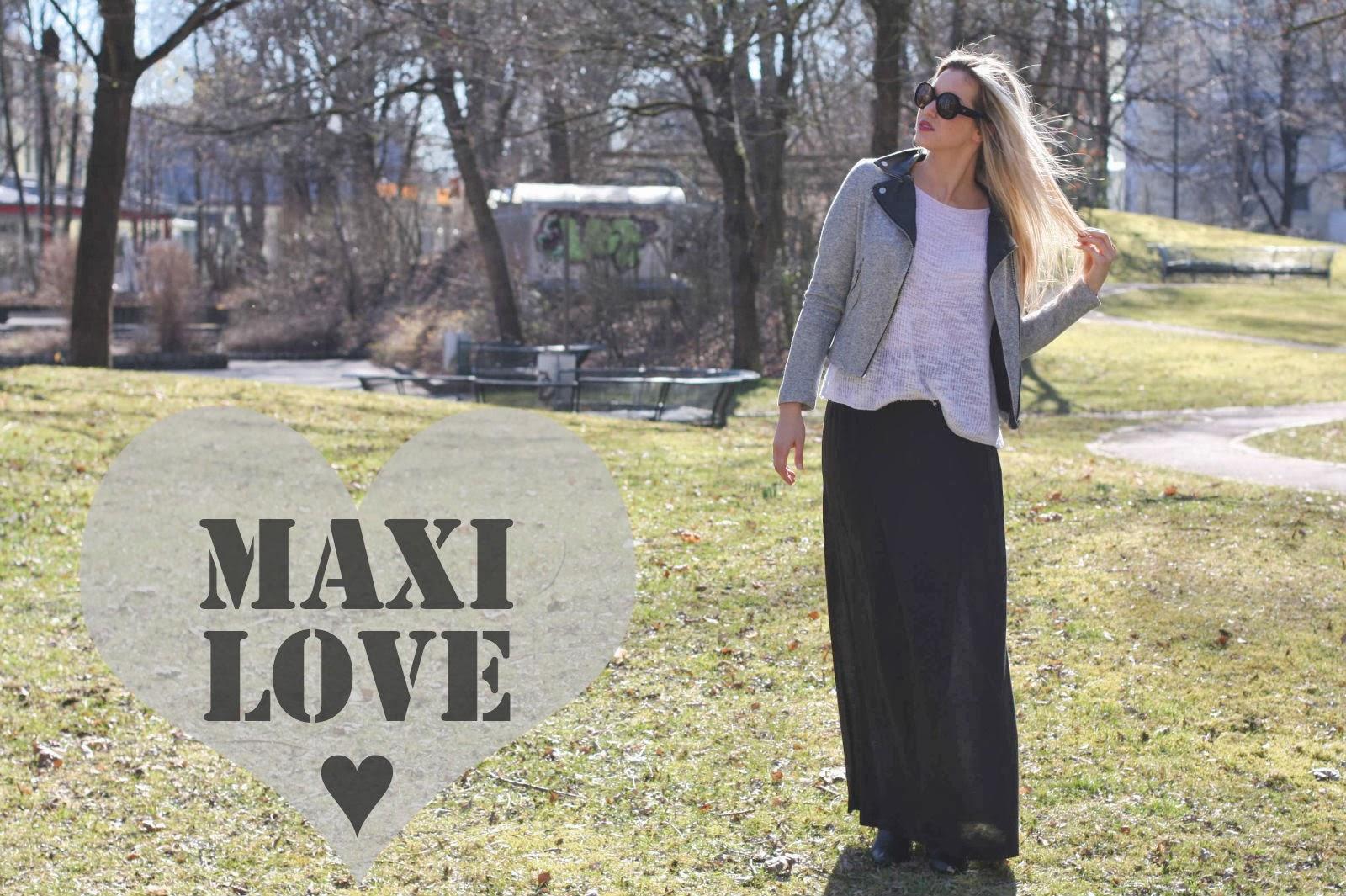 Maxiskirt, Maxirock, Modeblog, Fashionblog, Fashion Blog,