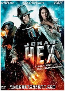 Jonah Hex O Caçador de Recompensas Torrent Dual Áudio