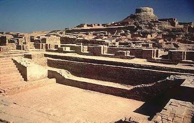 Mohenjo-Daro, Pakistan