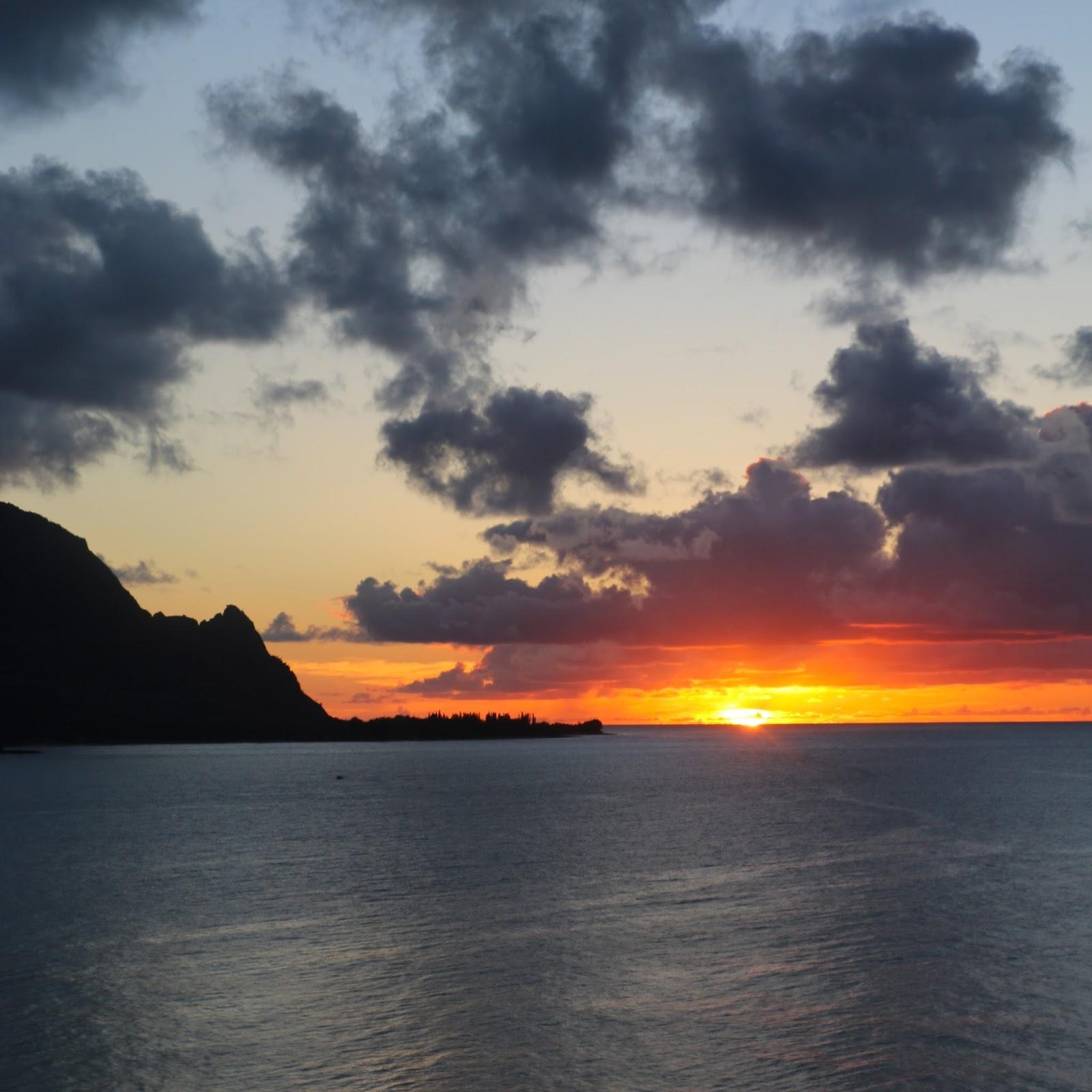 st. regis princeville sunset