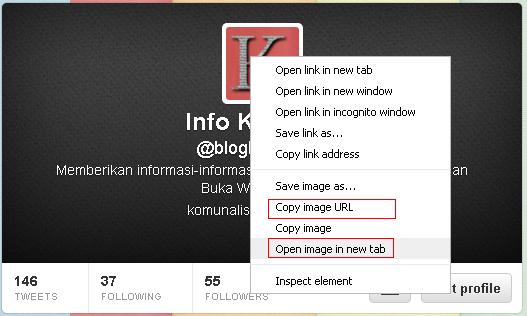 Tips Link Memakai Gambar Komunalis