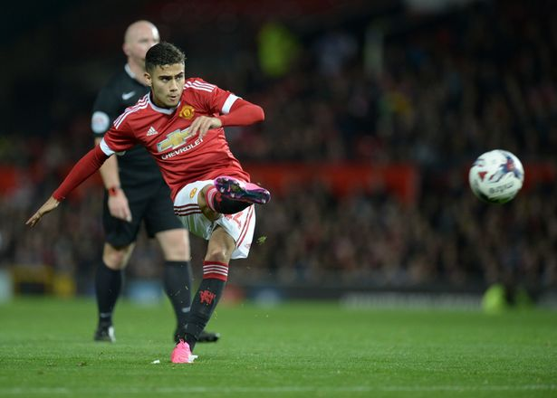 Starlet: Pereira has played just 11 minutes of Premier League football this season