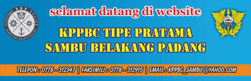 Bea Cukai Sambu Belakang Padang Official Site