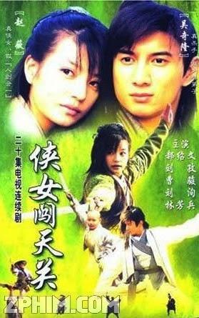 Hiệp Nữ Phá Thiên Quan - Treasure Venture (2000) Poster
