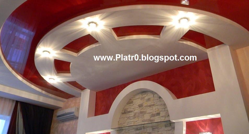 Top Deco Platre 2016 - Décoration Platre Maroc - Faux Plafond Dalle ...
