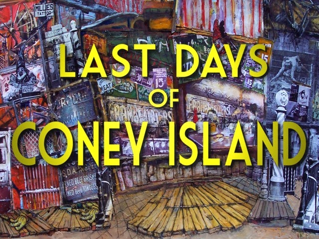 Bakshi's Last Days of Coney Island, Summer 2015
